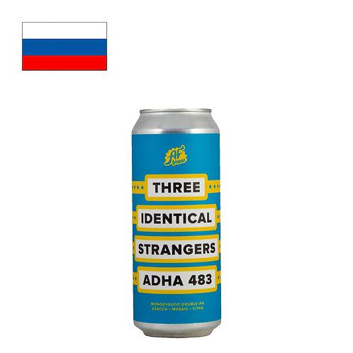 AF Brew Three Identical Strangers: ADHA 483