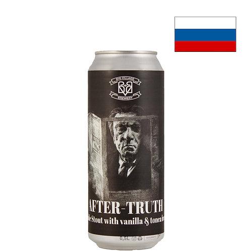 Пиво Big Village After Truth | Биг Вилладж Афтер Труф | 500 мл | ж/б - CHILL