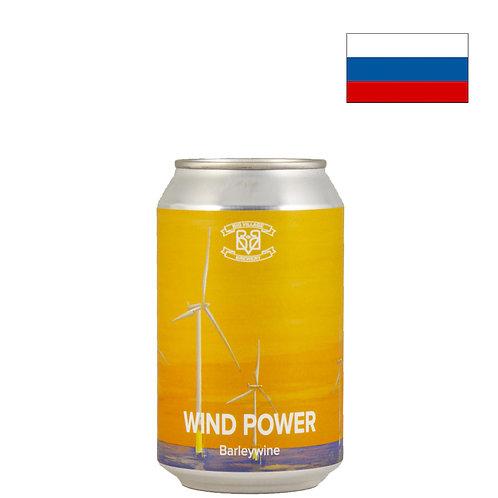 Пиво Big Village Wind Power | Биг Вилладж Винд Пауэр | 330 мл | ж/б - CHILL