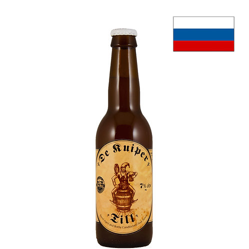 Пиво Oka River De Kuiper Till   330 мл   бут. - CHILL