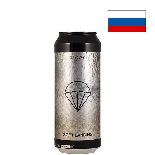 Пиво Zagovor Soft Landing | Заговор Софт Лендинг | 500 мл | ж/б - CHILL