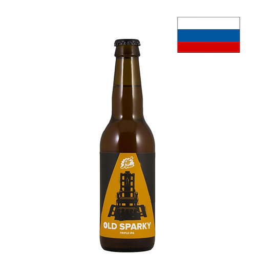 Пиво AF Brew Old Sparky | АФ Брю Олд Спарки | 330 мл | бут. - CHILL