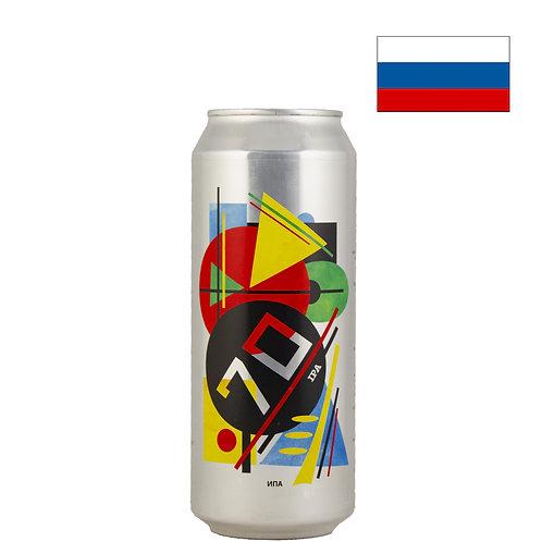 Пиво Black Cat 70 | Блэк Кэт 70 | 500 мл | ж/б - CHILL