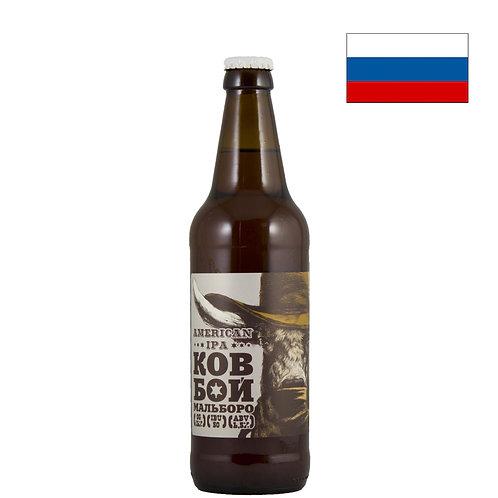 Пиво Plan B Ковбой Мальборо   500 мл   бут. - CHILL