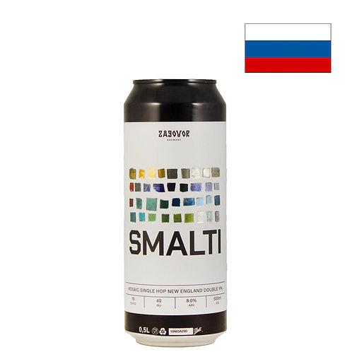 Пиво Zagovor Smalti | 500 мл | ж/б - CHILL
