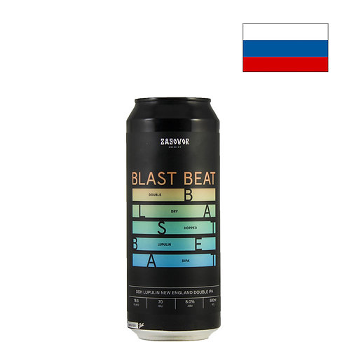 Zagovor Blast Beat DDH + Lupulin Powder