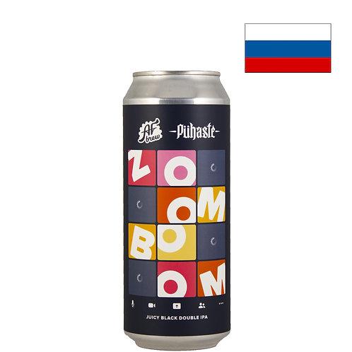 Пиво AF Brew Zoom Boom | АФ Брю Зум Бум | 500 мл | ж/б - CHILL
