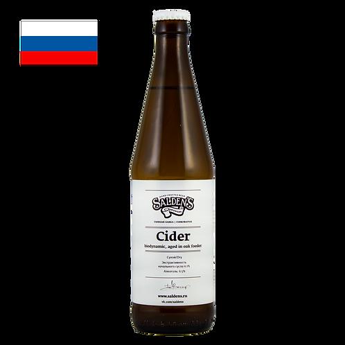 Salden's Cider Aged In Oak