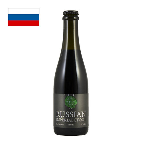 Konix Russian Imperial Stout (barrel #6)