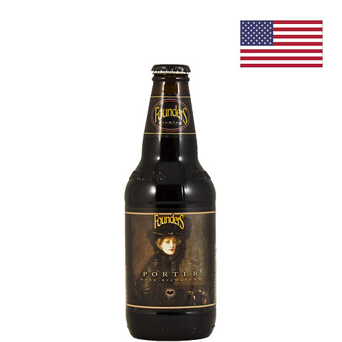 Пиво Founders Porter | Фаундерс Портер | 355 мл | бут. - CHILL