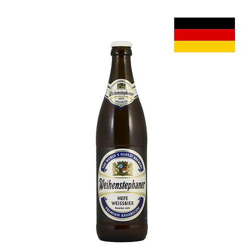 Пиво Weihenstephaner Hefeweissbier | 500 мл | бут. - CHILL