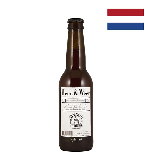 Пиво De Molen Heen & Weer | Де Молен Хин И Вир | 330 мл | бут. - CHILL