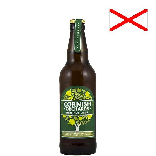 Сидр Cornish Orchards Heritage | Корниш Херитаж | 500 мл | бут. - CHILL
