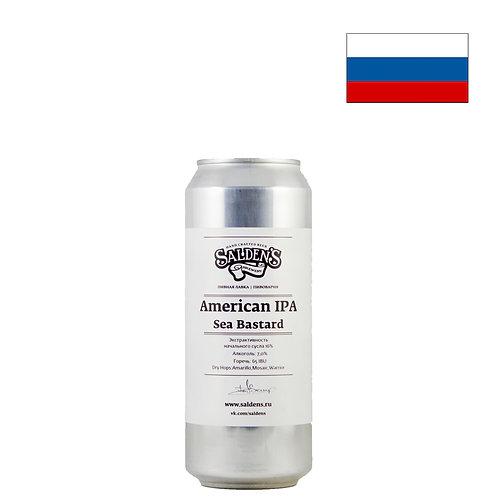 Salden's American IPA Sea Bastard