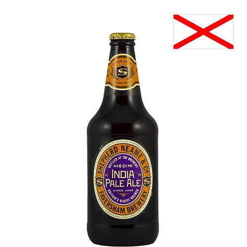 Пиво Shepherd Neame IPA   500 мл   бут. - CHILL