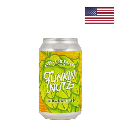 Пиво Anderson Valley Funkin Nutz   355 мл   ж/б - CHILL