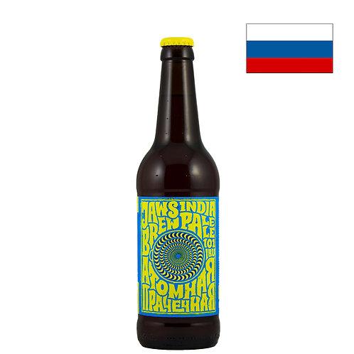 Пиво Jaws Атомная Прачечная | 500 мл | бутылка - CHILL