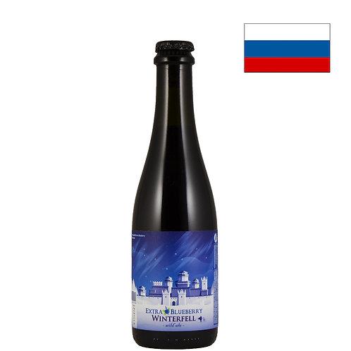 Пиво Stamm Winterfell Extra Blueberry | 375 мл | бут. - CHILL