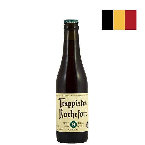 Пиво Trappistes Rochefort 8 | Траппист Рошфор 8 | 330 мл | бут. - CHILL