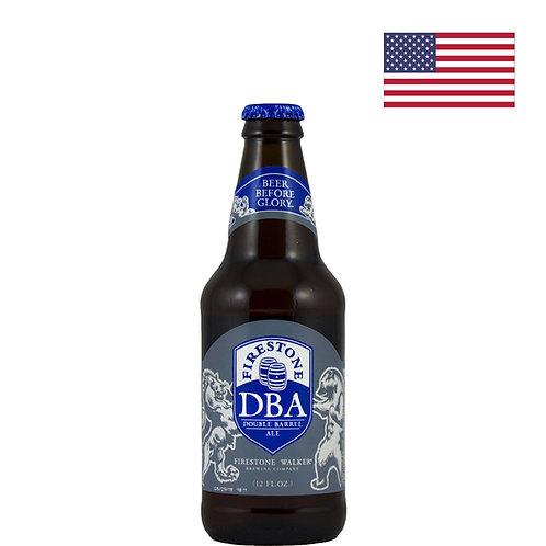 Пиво Firestone Double Barrel Ale DBA | 355 мл | бут. - CHILL