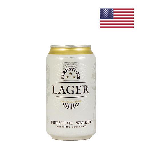 Пиво Firestone Walker Lager | Файрстоун Волкер Лагер | 355 мл | ж/б - CHILL