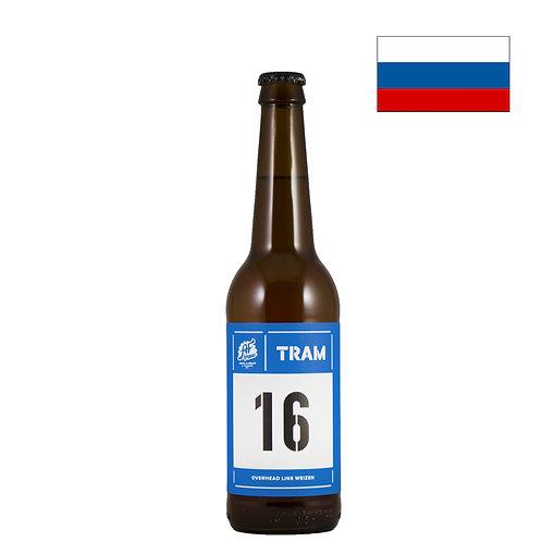 Пиво AF Brew Tram 16   АФ Брю Трам 16   500 мл   бут. - CHILL
