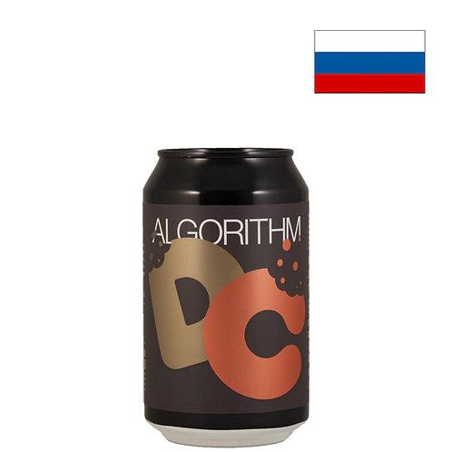 Пиво Zagovor Algorithm DC | Заговор Алгоритм ДС | 330 мл | ж/б - CHILL