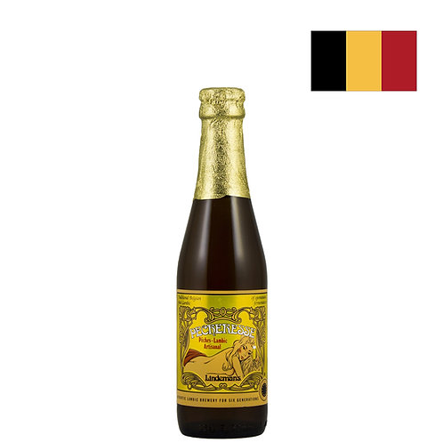 Пиво Lindemans Pecherese | Линдеманс Пешересс | 250 мл | бут. - CHILL