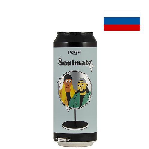 Пиво Zagovor Soulmate | Заговор Соулмейт | 500 мл | ж/б - CHILL