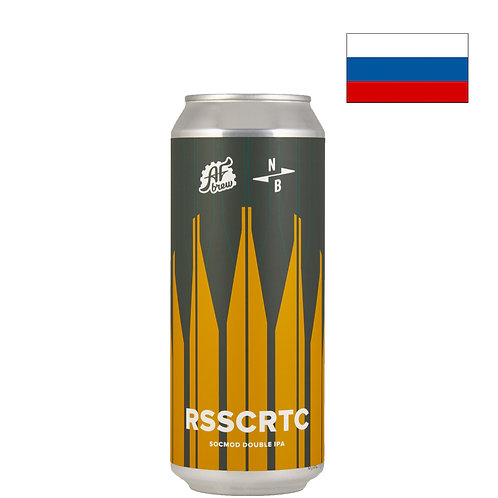 Пиво AF Brew RSSCRTC   500 мл   ж/б - CHILL