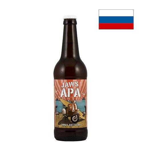 Пиво Jaws American Pale Ale | Джоус АПА | 500 мл | бут. - CHILL