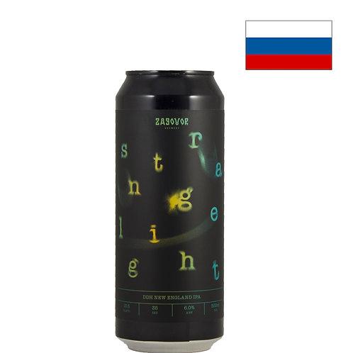 Пиво Zagovor Strangelight | Заговор Стренджлайт | 500 мл | ж/б - CHILL