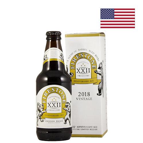 Firestone XXII Anniversary Ale
