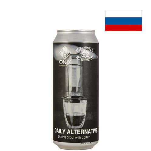 Пиво Big Village Daily Alternative | 500 мл | ж/б - CHILL