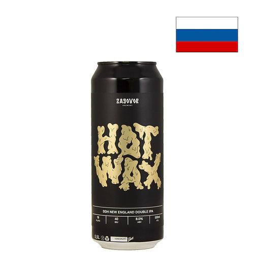 Пиво Zagovor Hot Wax | Заговор Хот Вакс | 500 мл | ж/б - CHILL