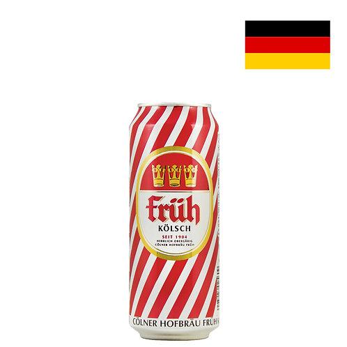 Пиво Fruh Kolsch | Фрю Кёльш | 500 мл | ж/б - CHILL