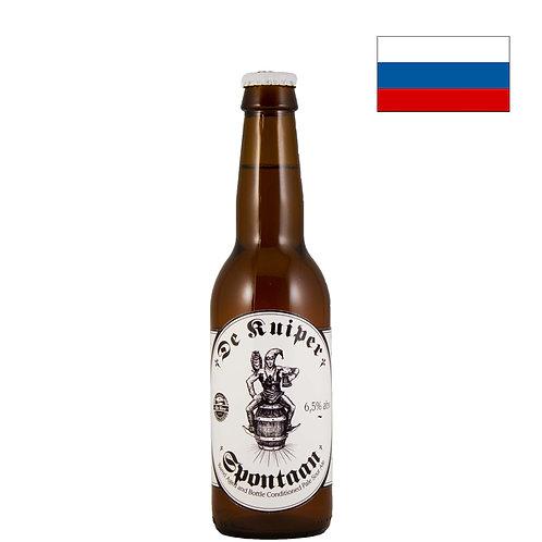 Пиво Oka River De Kuiper Spontaan | 330 мл | бут. - CHILL
