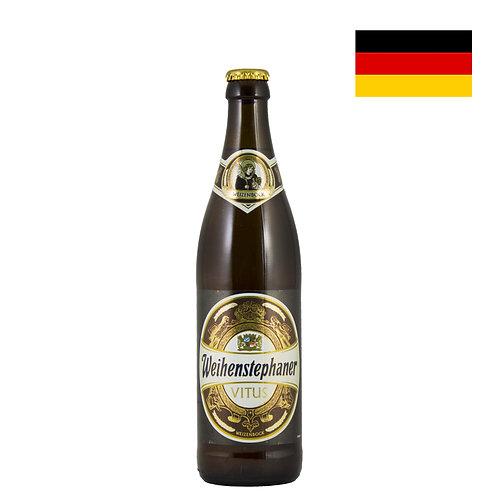 Пиво Weihenstephaner Vitus   Вайнштефан Витус   500 мл   бут. - CHILL