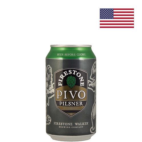 Пиво Firestone Walker Pivo | Файрстоун Волкер Пиво | 355 мл | ж/б - CHILL