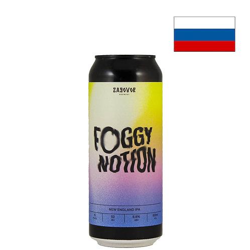 Пиво Zagovor Foggy Notion | Заговор Фогги Ноушн | 500 мл | ж/б - CHILL