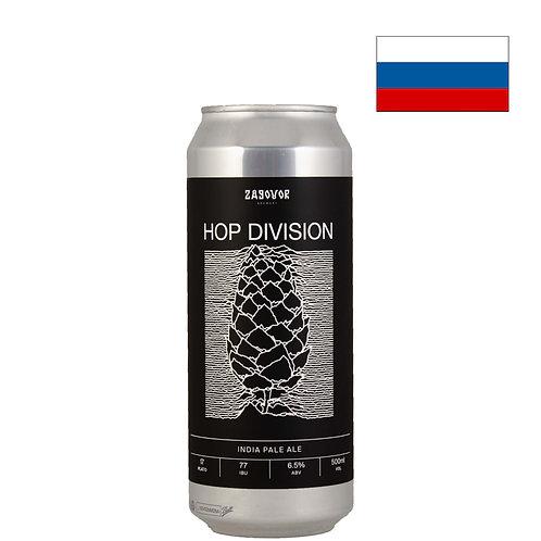 Пиво Zagovor Hop Division | Заговор Джой Дивижн | 500 мл | ж/б - CHILL