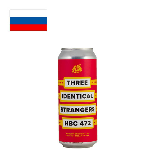 AF Brew Three Identical Strangers: HBC 472