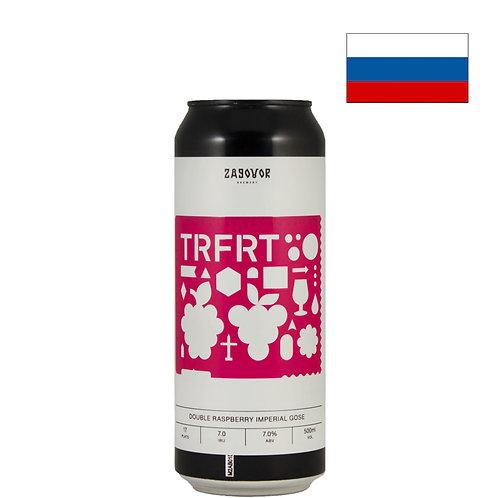 Пиво Zagovor Trafaret B.I.G. | Заговор Трафарет БИГ | 500 мл | ж/б - CHILL