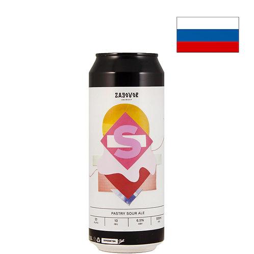 Пиво Zagovor Simplicity In Madness | 500 мл | ж/б - CHILL