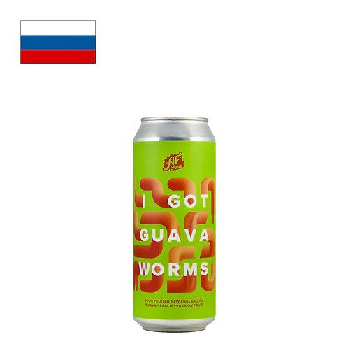 AF Brew I Got Guava Worms