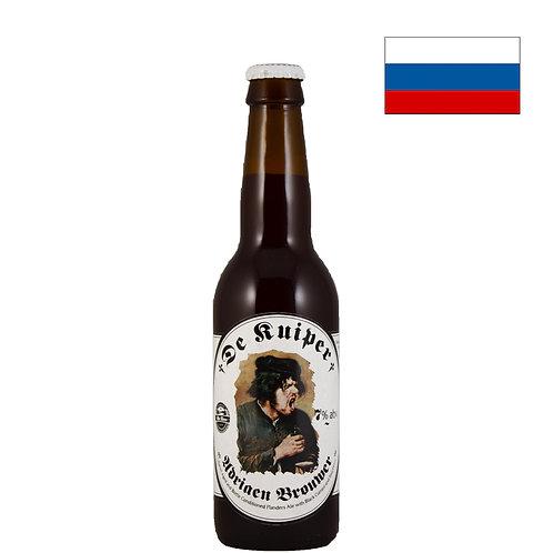 Пиво Oka River De Kuiper Adriaen Brouwer | 330 мл | бут. - CHILL