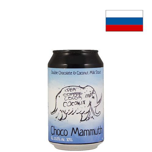 Odna Tonna Choco Mammuth: Coconut Ed