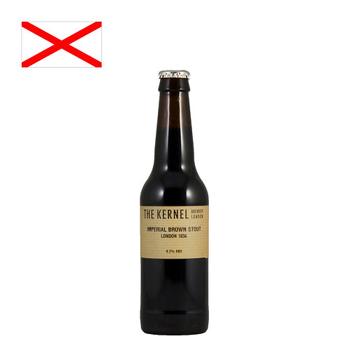 Kernel Imperial Brown Stout London 1856