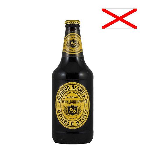 Пиво Shepherd Neame Double Stout | 500 мл | бут. - CHILL
