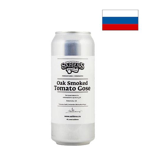 Saldens Oak Smoked Tomato Gose